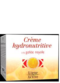 CRÈME HYDRONUTRITIVE À LA GELÉE ROYALE