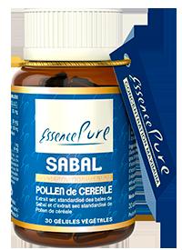 SABAL POLLEN DE CÉRÉALES