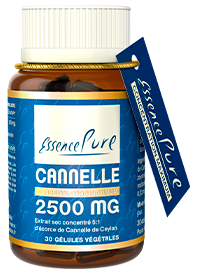 CANNELLE 2500 MG