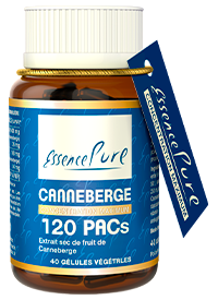CANNEBERGE 120 PAC's