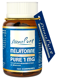 MÉLATONINE PURE 1MG