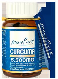 CURCUMA 5.500 MG