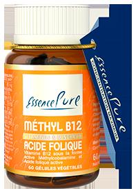 MÉTHYL B12 ACIDE FOLIQUE